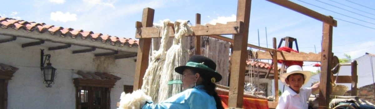 Ferias y Fiestas Tradicionales en Honor al Divino Salvador de la Piedra de  Iza y a San Isidro Labrador