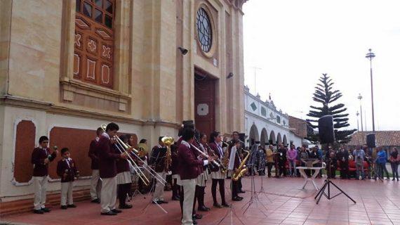 Encuentro Poesía Escuela de Música Francisco Cristancho Camargo_1 Alcaldía Iza