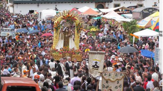 Fiesta de la virgen carmen
