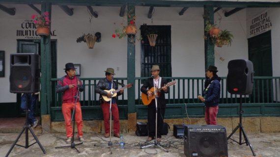 Grupo Carranga y Parranda del Municipio de Iza