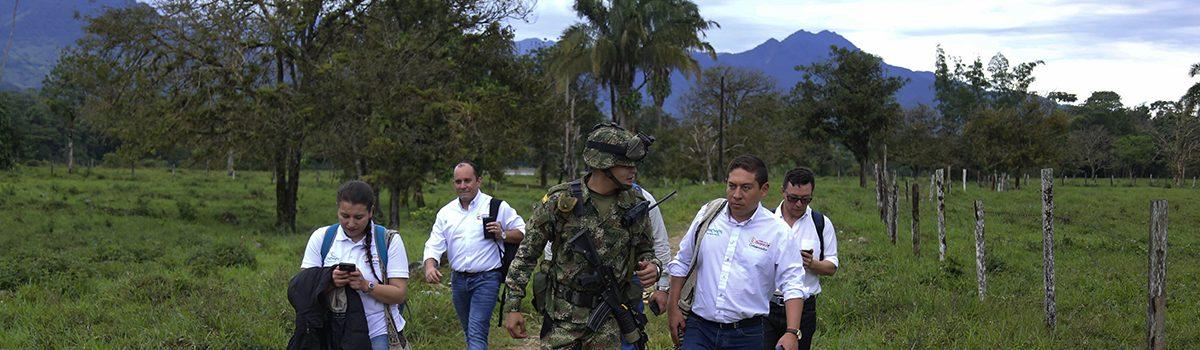Diálogo social permite reapertura de Parque Nacional Natural El Cocuy
