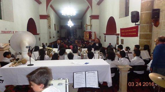 semana santa_Concierto. Banda Sinfónica del Municipio de Corrales_3 Alcaldía Iza