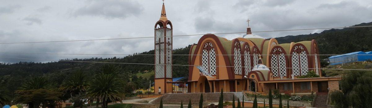 Iglesia Parroquial Santa Rosa de Lima