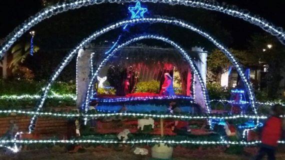 Aguinaldo Navideño Alcaldía Santa sofía