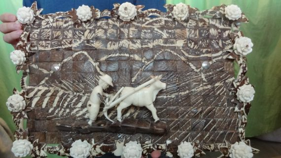 Artesanias en tagua chiquinquira