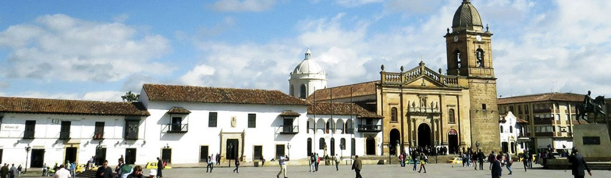 Catedral Santiago de Tunja