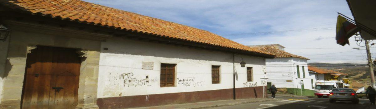 Casa Juan de Castellanos