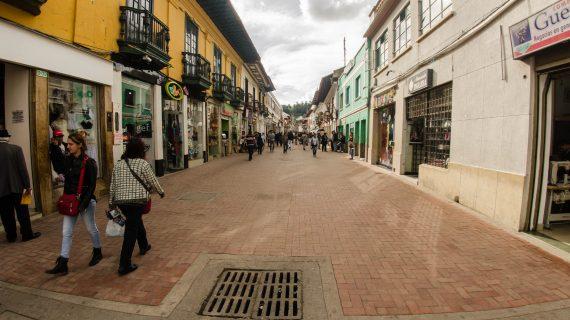 Calle Peatonal,Chiquinquirá,Situr01