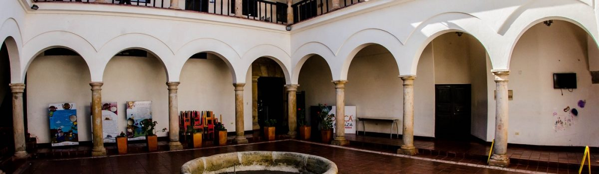 Casa del Capitán Martín Niño de Rojas (Casa de la Cultura)
