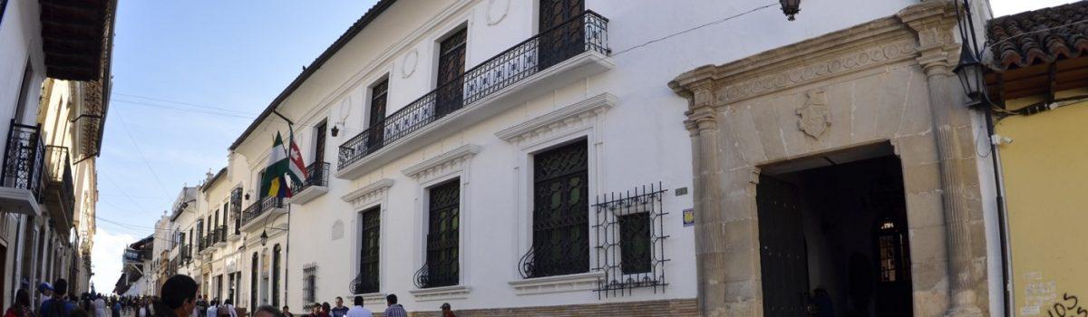 Casa de Jerónimo de Holguín (Club Boyacá)