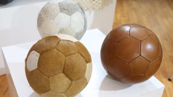 Elaboracion de balones - Mongui