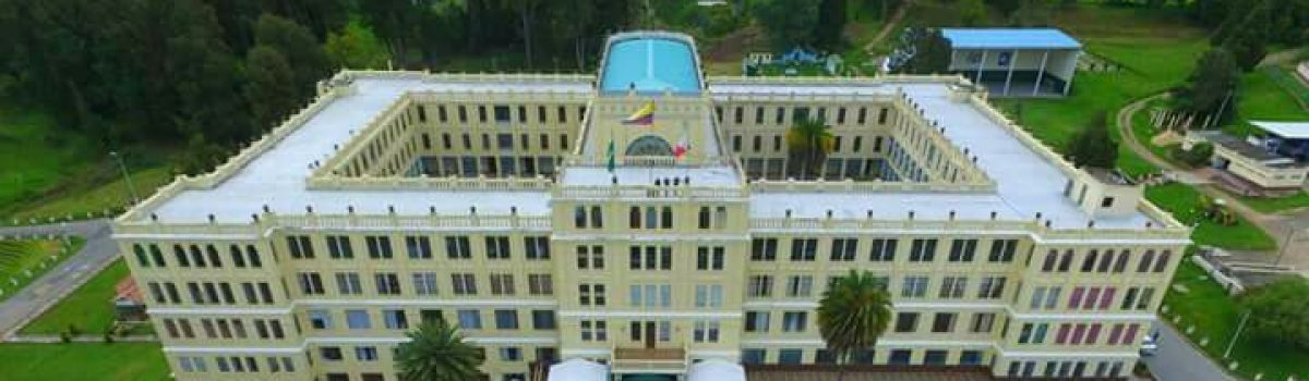 Escuela de Policía General Rafael Reyes