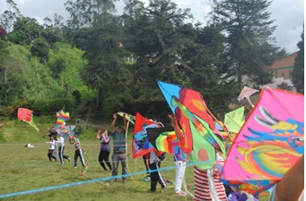Festival de Cometas Mercedes Gamba Duitama
