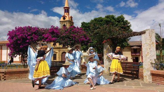 Fiestas Santa Rosa de Lima_2 Alcaldía de Santa sofía