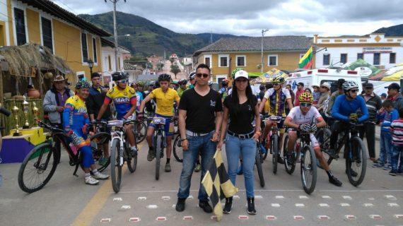 Honor a la Virgen dek rosario_ carrera de ciclomontañismo_3