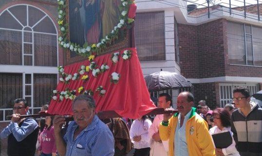 Honor a la Virgen del rosario_4