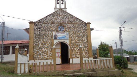 IGLESIA PRINCIPAL PISBA BOYACA, CARLOS PEREZ