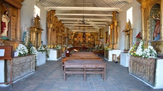 Iglesia Inmaculada Concepción, Tópaga 01, Pág Alcaldía