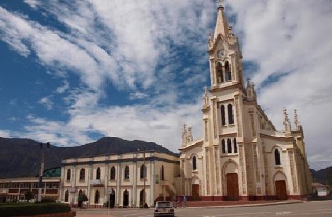 Iglesia de la Inmaculada Concepción,Cerinza