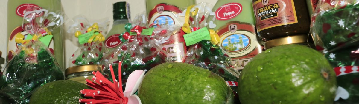 Productos a Base de Feijoa