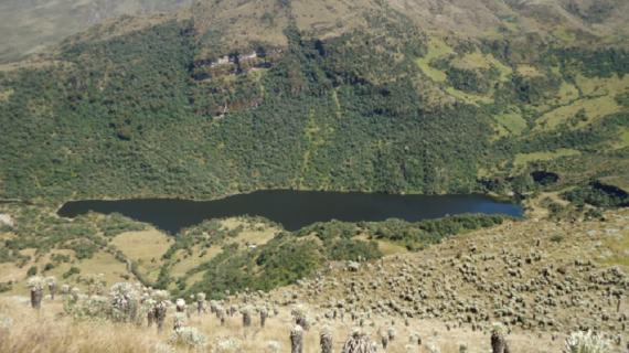 Mongua Laguna Negra