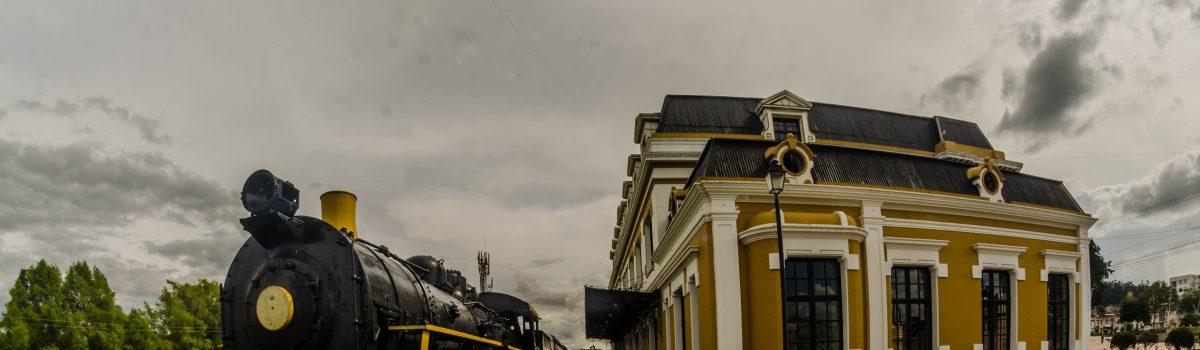 Palacio de la Cultura Rómulo Rozo (Antigua Estaciòn del tren)