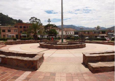 Parque Principal,Cerinza