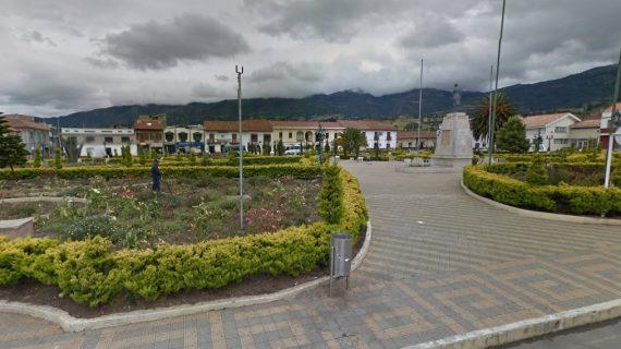 Parque Principal,Santa Rosa de Viterbo01,HRivera