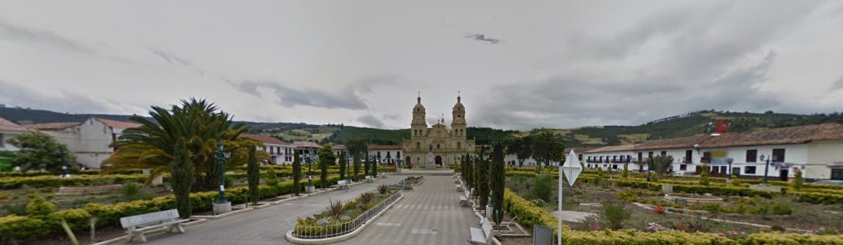 Parque Principal Santa Rosa De Viterbo