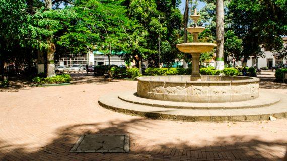 Parque Simon Bolivar1