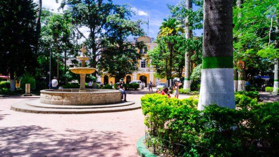 Parque Simon Bolivar3