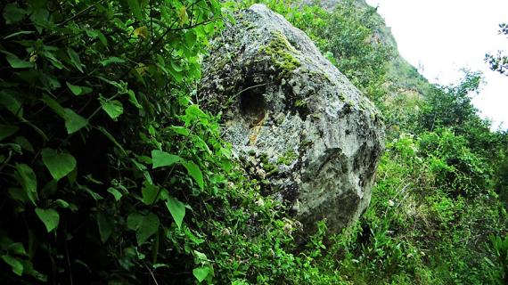 Piedra del Diablo 1