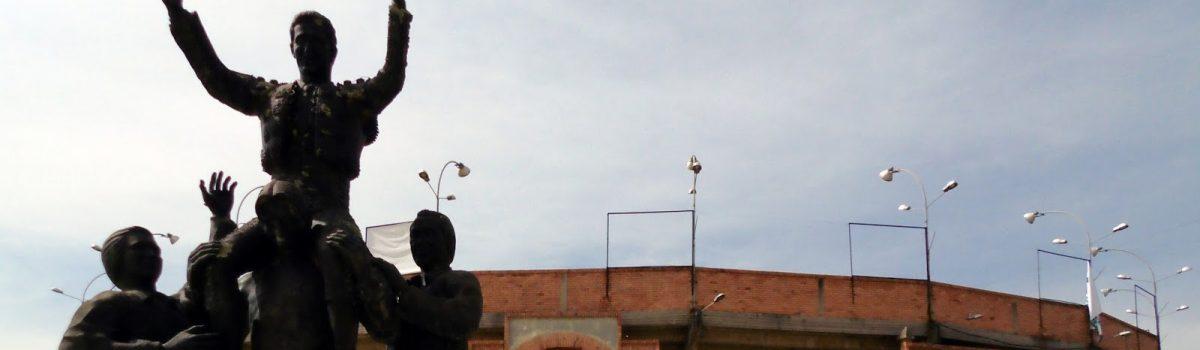 Estatua del Torero César Rincón