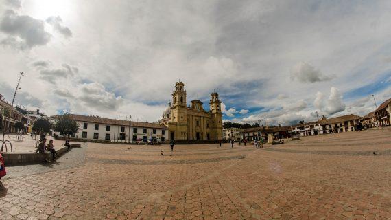 Plaza de la libertad,Chiquinquira,Situr01