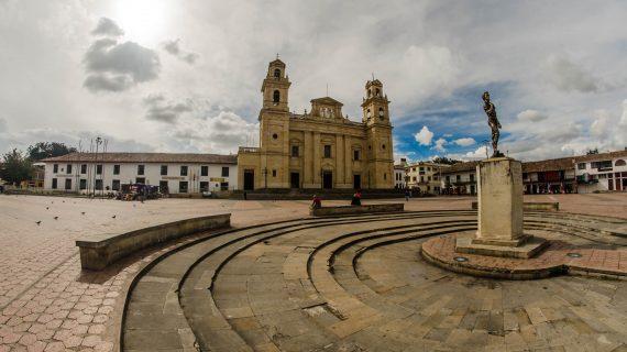 Plaza de la libertad,Chiquinquira,Situr02