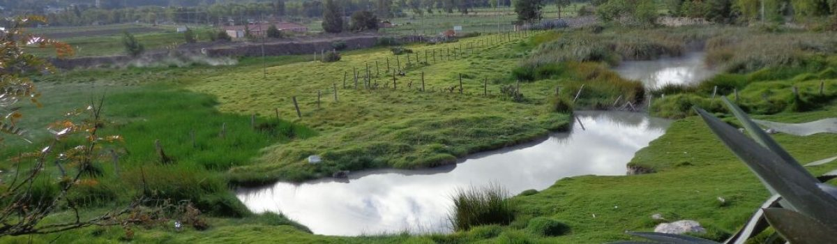 Pozo Verde Aguas Termales