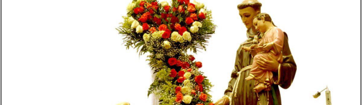 Fiestas Patronales en Honor a San Antonio De Padua