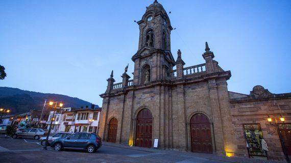 Templo Parroquial San Jerónimo 01,Nobsa