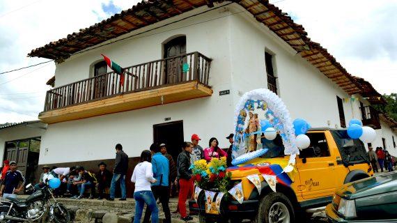 Virgen del Carmen en Las Mercedes Alcaldía chiscas-iloveimg-compressed