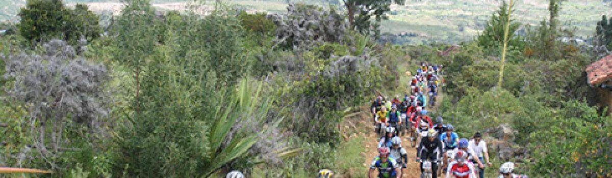 Dinosaurios MTB maratón de ciclo montañismo