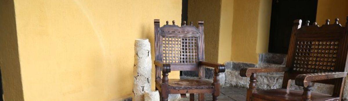 Artesanías en Tejido trenzado en Fique
