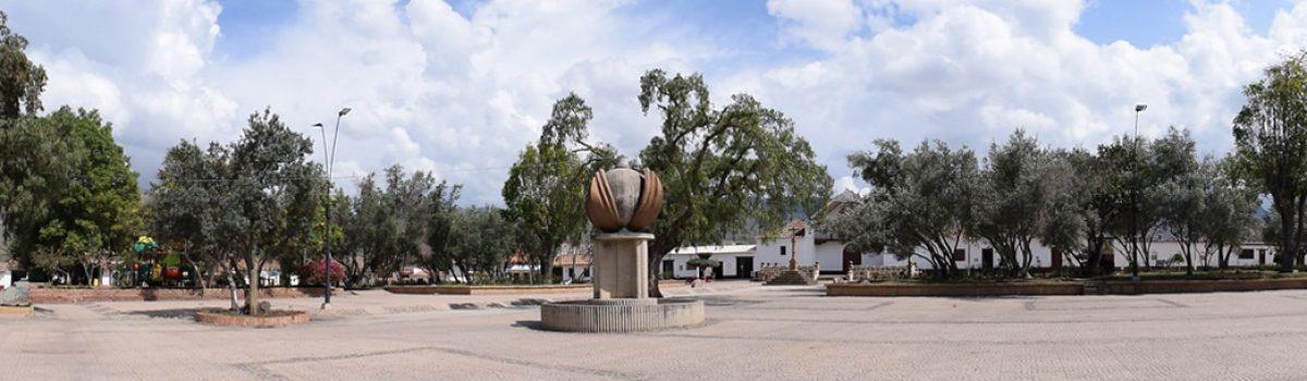 Plaza Principal de Sáchica