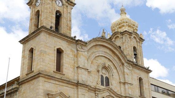 Catedral San Lorenzo fuente SICT DUITAMA.