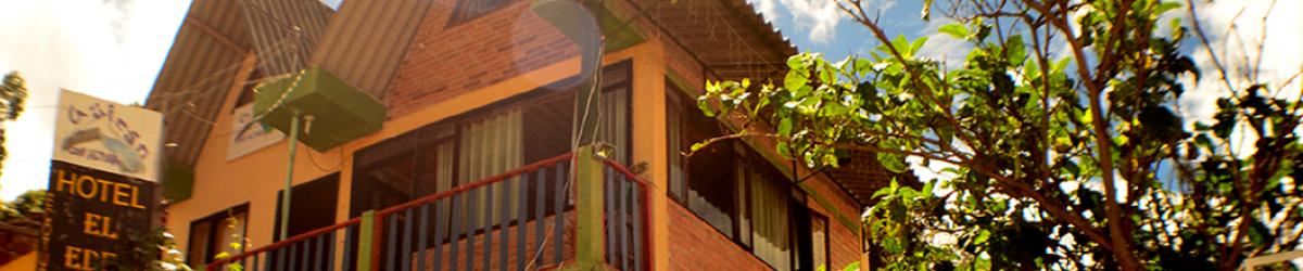 Cabaña Hotel Ecoturístico el Eden