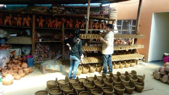 artesanias en Raquira