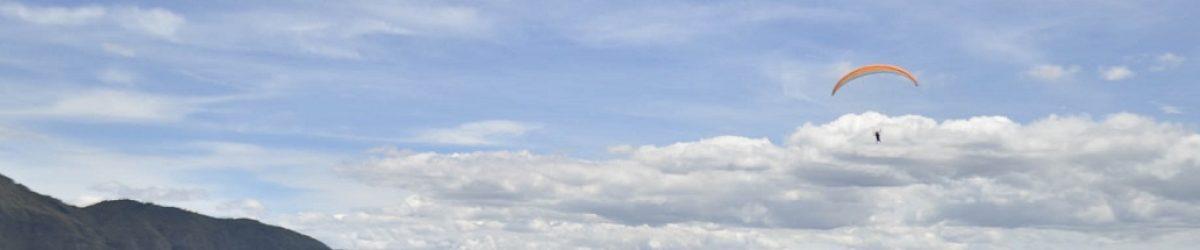Parapente Boyacá Voladero Santa Rosa