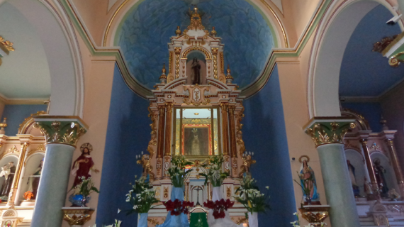 5. iglesia nuestra señora de la candelaria santuario de la virgen morenita, alcaldia 2016