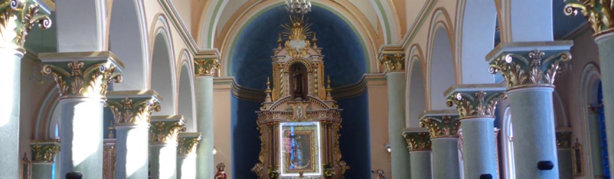 Iglesia Nuestra Señora de la Candelaria – Güicán