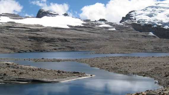 7. laguna grande de la sierra. sendero la esperanza, archivo Julio Suarez..