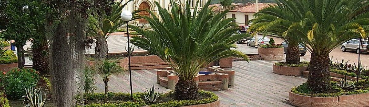 Parque Principal Boyacá